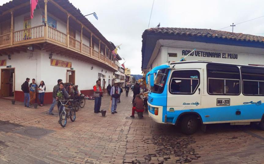 What I Love AboutBogotá